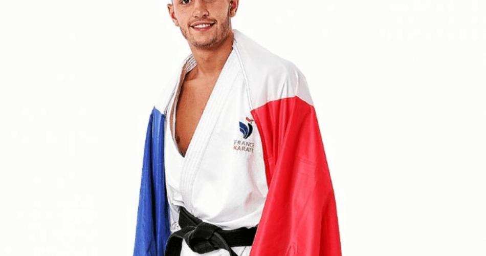 Champion Olympique TOKYO 2020