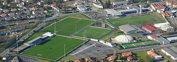 Le complexe sportif d'Aspremont
