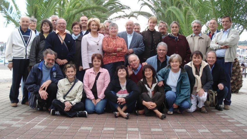 2007 Journée à Hendaye