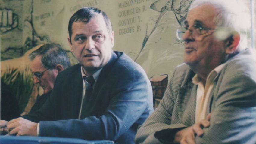 AG 2005 JM Bernes nouveau président